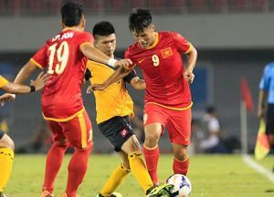 U23 Việt Nam công bố số áo: Trò poker của ông Miura
