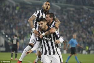 Video bàn thắng: Juventus 2-1 Real Madrid (Bán kết lượt đi Champions League 2014/15)