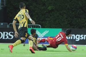 Ám ảnh chấn thương sau trận U23 Việt Nam 5-1 U23 Malaysia