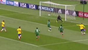 Video bàn thắng: U20 Nigeria 2-4 U20 Brazil (FIFA U20 World Cup 2015)