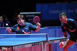 Bóng bàn Việt Nam có thêm huy chương SEA Games