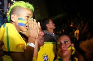 Bóng đá Brazil lao dốc: Khi thiên nga hóa thành vịt con xấu xí