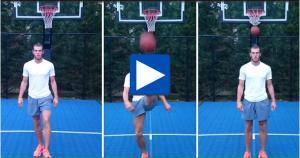 VIDEO: Khả năng chơi bóng rổ độc nhất vô nhị của Gareth Bale