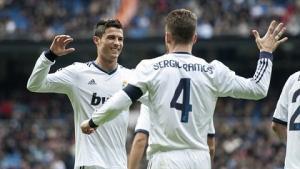 Kỹ thuật giật gót siêu đỉnh của ngôi sao Ronaldo