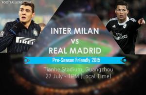 Real Madrid 3-0 Inter Milan (Kết thúc): Chiến thắng dễ như dự kiến