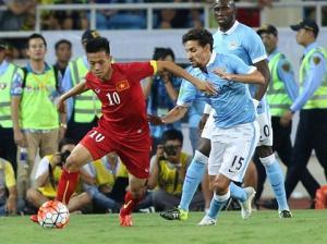 Việt Nam 1-8 Man City: Đá như thế còn gì để chê trách?