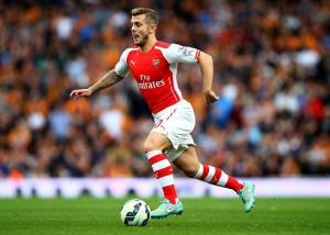 Hàng tiền vệ Arsenal: Chờ Wenger giải bài toán Wilshere?