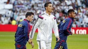 Ronaldo và Messi tranh giải Bàn thắng đẹp nhất châu Âu mùa giải 2014-2015