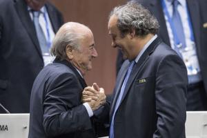 Platini chính thức tranh cử vị trí chủ tịch FIFA