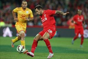 Tân binh Liverpool tiết lộ lí do chơi tốt ở vị trí tiền đạo