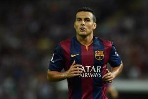 Ấn định ngày Pedro rời Barca để đầu quân cho M.U