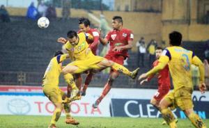 Trước vòng 19 V-League 2015: Nóng với derby Bắc Trung Bộ