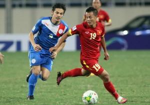 ĐT Việt Nam sẽ đá giao hữu với Philippines