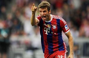 """Bayern đổi Muller lấy Di Maria: Cơ hội để M.U giải quyết bài toán """"số 9"""""""