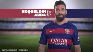 Chính thức: Arda Turan gia nhập Barcelona