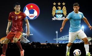 Việt Nam vs Man City: Xin đừng là gánh xiếc rong