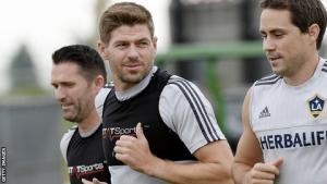 Huyền thoại Gerrard tiết lộ lí do chuyển tới Mĩ thi đấu