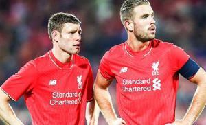 Liverpool không thể cán đích trong top 4 mùa này
