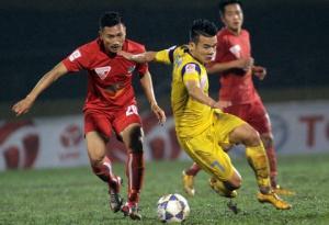 Thanh Hóa 2-1 SLNA (KT): Chiến thắng nghẹt thở trong trận Derby Bắc Miền Trung
