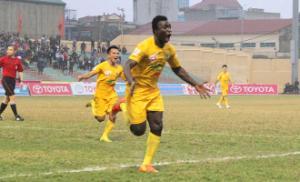 Video bàn thắng: Thanh Hóa 2-1 SLNA (Vòng 19 V-League 2015)