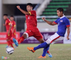 Video clip bàn thắng: U19 Việt Nam 0-0 U19 Malaysia (U19 Đông Nam Á 2015)