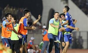 """HLV Nguyễn Thành Vinh: """"HAGL ở lại V-League có thể sẽ sa sút thảm hại"""""""
