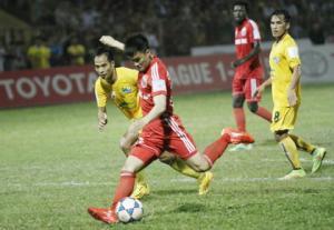 Video clip bàn thắng: Becamex Bình Dương 5-2 FLC Thanh Hóa (Vòng 23 V-League 2015)
