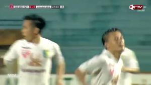 Video clip bàn thắng: Hà Nội T&T 3-0 Khánh Hòa (Vòng 23 V-League 2015)