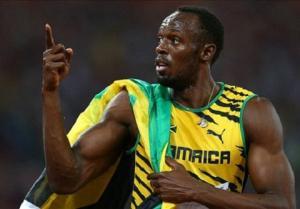 Luis Enrique: Usain Bolt là Messi của điền kinh