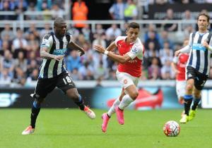 Video bàn thắng: Newcastle 0-1 Arsenal (Vòng 4 Ngoại hạng Anh 2015/16)