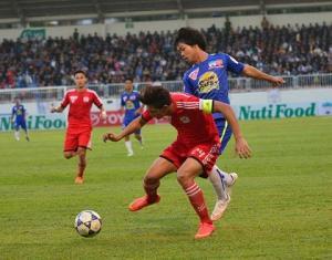 BTC chính thức chốt lịch trận Than Quảng Ninh vs HAGL