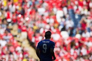Falcao tự tin sẽ tìm lại phong độ ghi bàn ở Chelsea