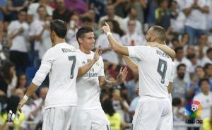 Dư âm Real Madrid 5-0 Betis: James Rodriguez đã đánh bại Isco