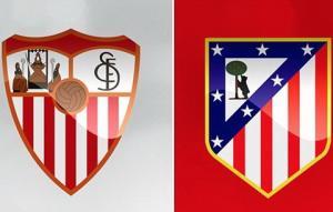 TRỰC TIẾP VÒNG 2 LA LIGA 2015-2016: Trận đấu Sevilla vs Atletico Madrid 1h30 ngày 31/08