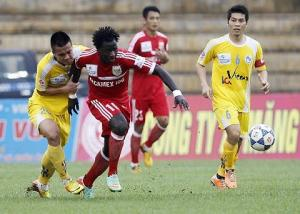 Hải Phòng 0 - 0 Becamex Bình Dương (KT): Bình Dương vô địch sớm 2 vòng đấu, đi vào lịch sử