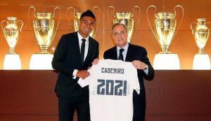 Real Madrid chính thức trói chân sao trẻ