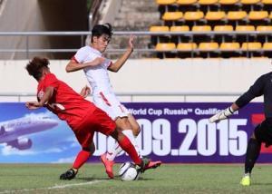 U19 Việt Nam 1-0 U19 Myanmar (Hiệp 2): Quang Hải vào sân