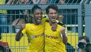Video bàn thắng: Borussia Dortmund 3-1 Hertha Berlin (Vòng 3 Bundesliga 2015/16)