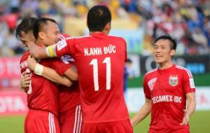 Video clip bàn thắng: Hải Phòng 0-0 Bình Dương (Vòng 24 V.League 2015)