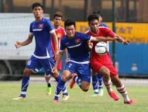 TRỰC TIẾP U19 Việt Nam 1-0 U19 Lào (Hiệp 1): Gà son Minh Dĩ sớm mở tỷ số