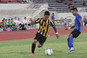 Video clip bàn thắng: U19 Thái Lan 5-0 U19 Malaysia (U19 Đông Nam Á 2015)