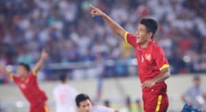 Video clip bàn thắng: U19 Việt Nam 4-0 U19 Lào (U19 Đông Nam Á 2015)