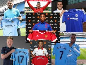 Đại gia Premier League mua sắm: Chỉ Man City là hoàn thành nhiệm vụ!