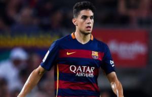 Sao trẻ Bartra quyết giành chỗ đứng tại Barca và ĐT Tây Ban Nha