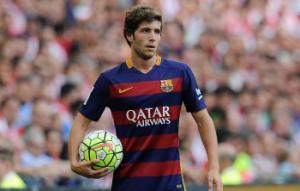 Sergi Roberto chấn thương, Barcelona hổng cánh phải