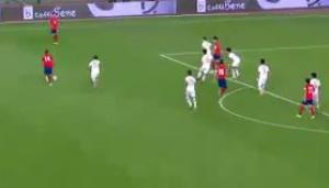 Video clip bàn thắng: Hàn Quốc 8-0 Lào (Vòng loại World Cup 2018)