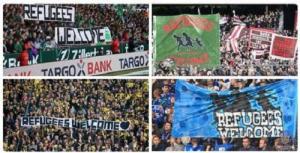Bayern Munich quyên góp tiền và hỗ trợ cuộc sống cho dân tỵ nạn Syria