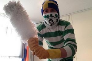 Cổ động viên CLB Fenerbahce hè nhau hăm dọa fan Celtic