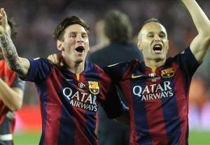Đội trưởng Iniesta tự tin hóa giải lời nguyền Champions League cùng Barca