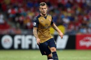 Arsenal sắp tống khứ tiền vệ Jack Wilshere